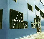 Быстрое строительство зданий
