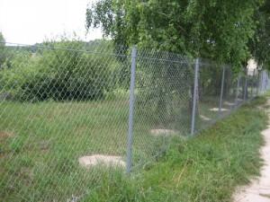 setka 300x225 Забор из сетки рабица своими руками. Выбор сетки