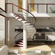 Лестницы в коттедже