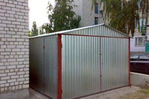 garage 300x225 Крыша гаража