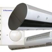 Воздушно-тепловая завеса