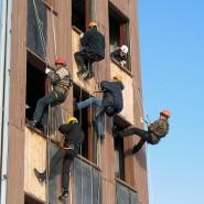 Обучение высотным работам
