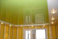 Натяжные потолки визуально увеличат Ваше домашнее пространство