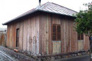 dacha house 300x230 Проект садового домика