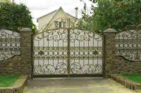 Значение кованых ворот