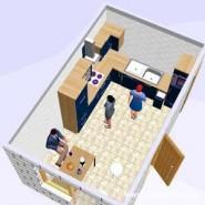 Проект ремонта кухни