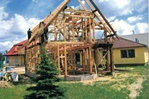 karkasdom 300x244 Постройка каркасного дома
