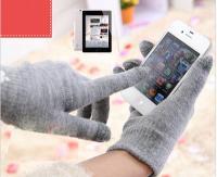 Изготовление перчаток, которые могут работать с сенсорным экраном