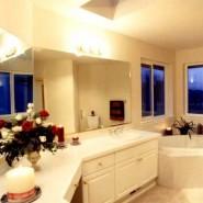 Использование пространства ванной