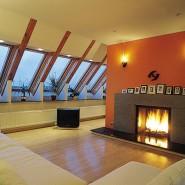 Особенности архитектуры мансардного помещения