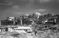 Строительство и жилищные условия в городах в прошлом столетии