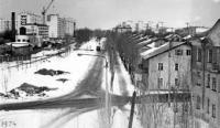 Послевоенное строительство домов
