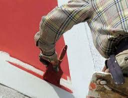Краска для фасада дома