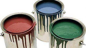 Применение масляных красок