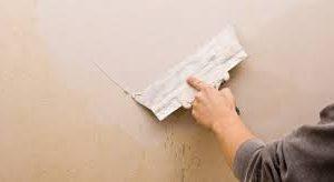 Удаление со стен масляной краски