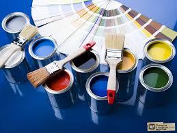Водоэмульсионная краска для наружных работ