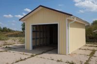 Свой гараж c местом для колес от Тир-шина